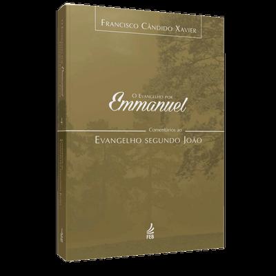 Ficha técnica e caractérísticas do produto Evangelho por Emmanuel, o - Comentários ao Evangelho Segundo João