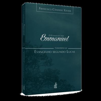 Ficha técnica e caractérísticas do produto Evangelho por Emmanuel, o - Comentários ao Evangelho Segundo Lucas