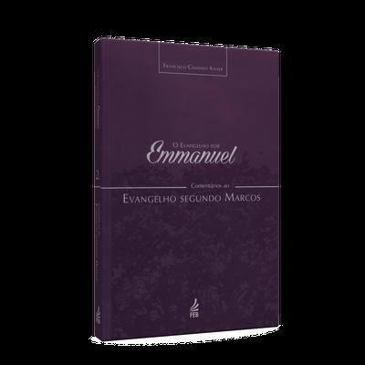 Ficha técnica e caractérísticas do produto Evangelho por Emmanuel, o - Comentários ao Evangelho Segundo Marcos