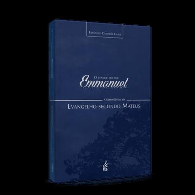 Ficha técnica e caractérísticas do produto Evangelho por Emmanuel, o - Comentários ao Evangelho Segundo Mateus