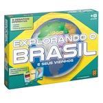 Ficha técnica e caractérísticas do produto Explorando o Brasil Grow