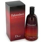 Ficha técnica e caractérísticas do produto Fahrenheit Eau de Toilette 50 Ml - Dior