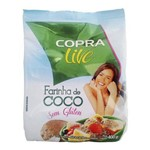 Ficha técnica e caractérísticas do produto Farinha de Coco - 400g - Copra