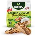 Ficha técnica e caractérísticas do produto Farinha de Coco Copra Sem Gluten 400g