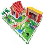 Ficha técnica e caractérísticas do produto Fazendinha de Brinquedo Junges