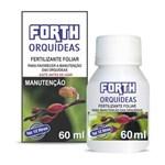 Ficha técnica e caractérísticas do produto Fertilizante Forth Orqu?deas Manuten??o L?quido Concentrado 60Ml