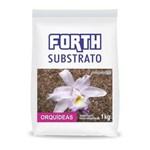 Ficha técnica e caractérísticas do produto Fertilizante Forth Substrato Orqu?deas Casca Pinus + Fibra de C?co 1 Kg