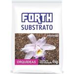 Ficha técnica e caractérísticas do produto Fertilizante Forth Substrato Orquídeas Casca Pinus + Fibra de Coco 4kg Saco