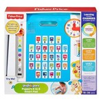Fisher Price Painel Aprendendo o Abc