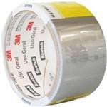 Ficha técnica e caractérísticas do produto Fita Adesiva 38mm com 4,57 Metros Transparente - Silver Tape - 3M - Fita Adesiva 38mm com 4,57 Metros Transparente - Silver Tape - 3M