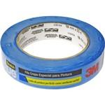 Ficha técnica e caractérísticas do produto Fita Crepe para Pintura 3m Scotch Blue - 18 Mm X 50 M