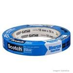 Ficha técnica e caractérísticas do produto Fita Crepe Scotch Blue 18mm X 50m H0002317784 - 3M