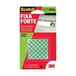 Ficha técnica e caractérísticas do produto Fita Dupla Face Adesiva Quadrada 25x25mm Fixa Forte Espuma Pct com 16 Quadradinhos - 3M