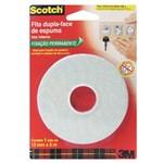 Ficha técnica e caractérísticas do produto Fita Dupla Face de Espuma Fixa Forte 12mm X 5m Scotch 3M