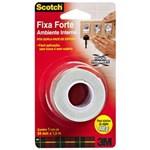 Ficha técnica e caractérísticas do produto Fita Dupla Face de Espuma 3M Scotch Fixa Forte H0002311316 - 24mm X 1,5m