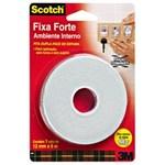Ficha técnica e caractérísticas do produto Fita Dupla Face de Espuma 3M Scotch Fixa Forte HB004087654 - 12mm X 5m