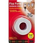 Ficha técnica e caractérísticas do produto Fita Dupla Face Espuma 24x1.5 3m