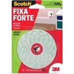 Ficha técnica e caractérísticas do produto Fita Dupla Face Fixa Forte Espuma 3M