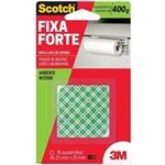Ficha técnica e caractérísticas do produto Fita Dupla Face 3M Scotch® Fixa Forte Espuma - 16 Quadros
