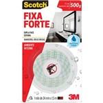 Ficha técnica e caractérísticas do produto Fita Fixa Forte Banheiro 24mmx1,5mm