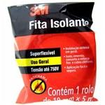 Ficha técnica e caractérísticas do produto Fita Isolante 18x5 Scotch / Rl / 3m