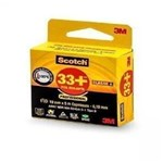 Ficha técnica e caractérísticas do produto Fita Isolante 19Mm X 05M Scotch 33+