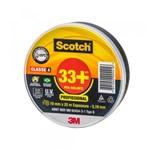 Ficha técnica e caractérísticas do produto Fita Isolante +33 Profissional 19mmx20m Scotch 3M
