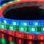 Fita LED Luz RGB 5m IP 65 Uniled Bivolt