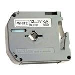 Ficha técnica e caractérísticas do produto Fita para Rotulador M231, 12mmx8m, Preto/branco - Brother