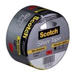 Ficha técnica e caractérísticas do produto Fita Silver Tape 45mmX5m 3M Scotch