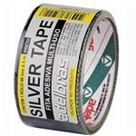 Fita Silver Tape Preta 48x5 Adelbras