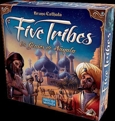 Ficha técnica e caractérísticas do produto Five Tribes