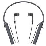 Ficha técnica e caractérísticas do produto Fone Sony Wi-c400 Bluetooth - Preto