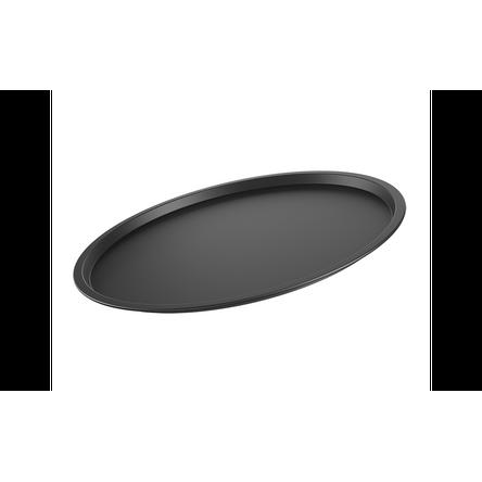 Ficha técnica e caractérísticas do produto Forma para Pizza Sem Furos Ø33 Cm Ø 33 X 1 Cm Grafite