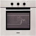 Ficha técnica e caractérísticas do produto Forno de Embutir Tramontina Elétrico Inox Cook 60 F5 com Espeto Giratório e Timer com Desligamento Automático - 220v - 56 Litros