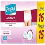 Ficha técnica e caractérísticas do produto Fralda Geriátrica Plenitud L16p15 Active Feminina G/xg Pc