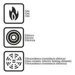 Ficha técnica e caractérísticas do produto Jogo de Frigideiras Tramontina Alumínio Antiaderente 2 Peças