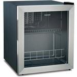 Ficha técnica e caractérísticas do produto Frigobar 46 Litros Inox 127v Suggar Fb4611ix