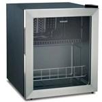 Ficha técnica e caractérísticas do produto Frigobar 46 Litros Inox 127V - Suggar