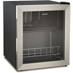 Ficha técnica e caractérísticas do produto Frigobar 46 Litros Suggar Aço Inox - 110v