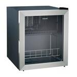 Ficha técnica e caractérísticas do produto Frigobar Suggar 46 Litros Inox 220V Fb4612ix