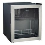 Ficha técnica e caractérísticas do produto Frigobar Suggar 46 Litros Inox FB4611IX - 110v