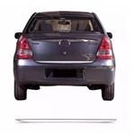 Ficha técnica e caractérísticas do produto Friso Porta Malas Traseiro Etios Hatch 2018 Cromado Resinado