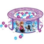 Ficha técnica e caractérísticas do produto Frozen-Piscina de Bolinhas Lider 2286
