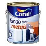 Ficha técnica e caractérísticas do produto Fundo para Ferro Zarcoral 900ml Coral