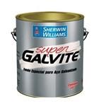 Ficha técnica e caractérísticas do produto Fundo Preparador Super Galvite 3,6 Litros Branco Sherwin Williams Sherwin Willians