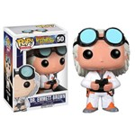 Funko Pop Movies: Back To The Future - Dr. Emmett Brown #50