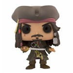 Funko Pop Piratas do Caribe - Jack Sparrow