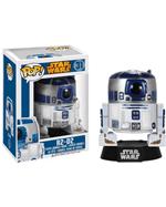 Ficha técnica e caractérísticas do produto Funkô Pop R2-D2 - Star Wars (31)