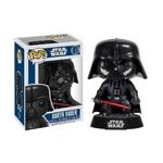 Ficha técnica e caractérísticas do produto Funko POP Star Wars - Darth Vader